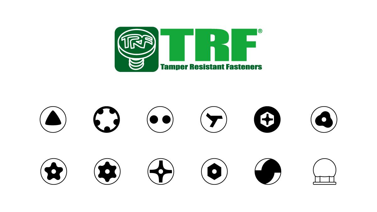 いたずら防止ねじ(TRF <sup>®</...
